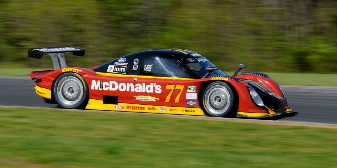 WITH THE MOMENTUM OF A TOP-5 FINISH AT VIR, THE DORAN RACING McDONALD'S TEAM HEADS FOR THIS WEEKEND'S VERIZON WIRELESS 250 AT NEW JERSEY MOTORSPORTS PARK