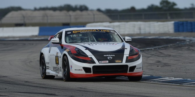 Sebring Continental Sportscar Challenge Race