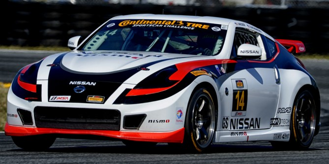 Doran Racing Looks Forward to Sebring After Rough Trips in the CTSCC Season Opener at Daytona