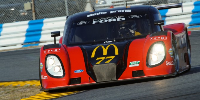 JAEGER SECURES LAST MINUTE RIDE FOR THE 2010 ROLEX 24 HOURS OF DAYTONA