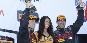 Doran Racing's Jaeger and Zacharias Finish Third In CTSCC at Sebring with Potent Nissan 370Z