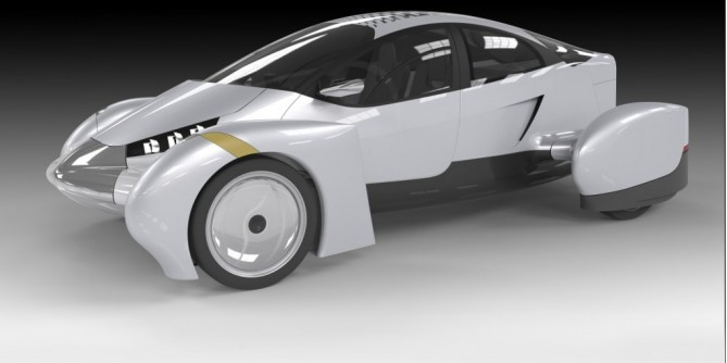 Edison2 Unveils Next Iteration Of Very Light Car