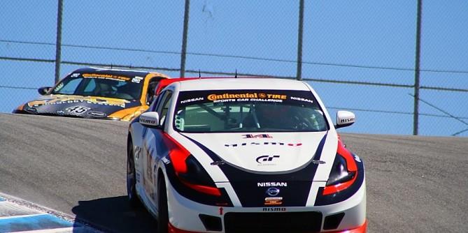 Doran Racing Hopes to Build On Its Momentum at Laguna Saturday