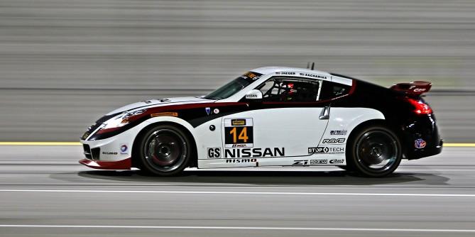 Doran Racing's Jaeger Qualifies Sixth Friday Night at Kansas Speedway