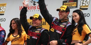 Doran Racing's #14 Nissan Finishes Second in Thriller Saturday at Watkins Glen