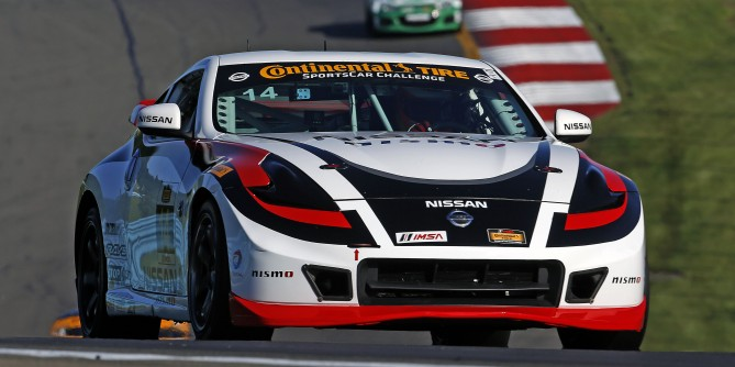 Doran Racing's Jaeger Earns Eighth Starting Spot For Tomorrow's CTSCC Race at CTMP