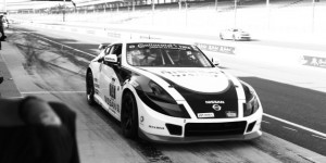 Doran Racing's #14 Nissan 370Z RC Qualifies Strong Sixth in Very Competitive Field Thursday at IMS