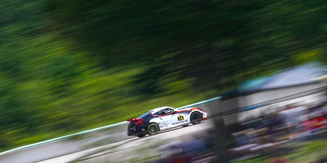 Doran Racing's Nissans to Start 11th and 18th In Saturday's CTSCC Race at Road America
