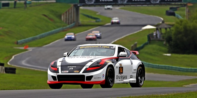 Doran Racing Nissan to Start Ninth Tomorrow at VIR With Charlottesville's Jaeger Behind the Wheel