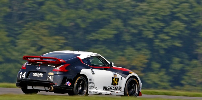 Doran Racing Set to Tackle VIR on Saturday