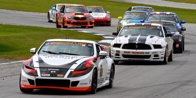 Doran Racing and Brad Jaeger Finish Fifth in Grand Sport Class In 2014 IMSA CTSCC Team and Driver Championships