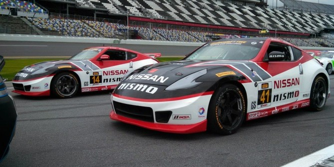 Doran Racing Nissan 370Zs to Start Ninth and 11th In CTSCC Season Opener Friday at Daytona