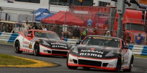 One Doran Racing Nissan 370Z Gets Sixth; The Other Runs Well Too But Ends Up 15th In CTSCC Season Opener Friday at Daytona