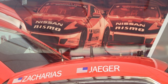 Doran Racing's Nissans Qualify Fourth and Sixth For Friday's CTSCC Race at Sebring
