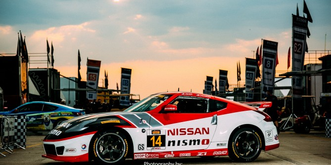 Doran Racing Nissan 370Zs Finish Fifth and Sixth at Sebring