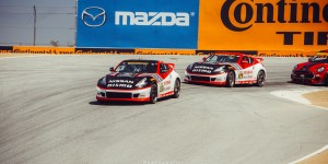 Doran Racing's Nissan 370Zs to Start Fifth and Seventh at Laguna