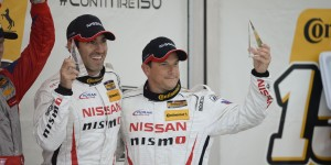 Doran Racing's Nissan 370Z Driven by Jaeger and Zacharias Finishes Third at Watkins Glen